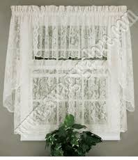 Kitchen Sheer Curtains by Sheer Kitchen Curtains Swags Galore Kitchen Curtains