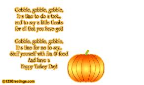 thanksgiving day poem 2017 calendars