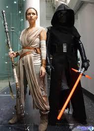 Civil War Halloween Costume Rey Kylo Ren Cosplay Star Wars Cosplays