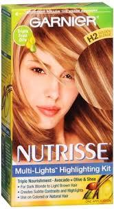 garnier nutrisse 93 light golden blonde reviews garnier nutrisse nourishing multi lights highlightening application