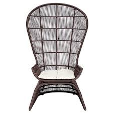Outdoor Lounge Chair Dimensions Peacock Chair Rentals Outdoor Furniture Rental Formdecor