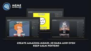 Meme Center Mobile App - get meme generator suite microsoft store