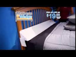 mattress wedge 2 youtube