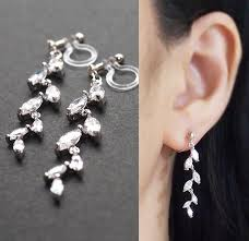 how to make clip on earrings comfortable best 25 clip on earrings ideas on pretty rings