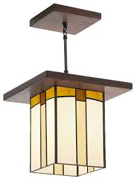 Mission Style Lighting Fixtures Fascinating Captivating Mission Style Lantern For Hallway Entryway