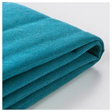 Sofa Bed Covers by Beddinge Three Seat Sofa Bed Cover Knisa Turquoise Ikea
