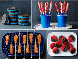 Football Centerpieces Football Candy Centerpieces Food Network Super Bowl Recipes