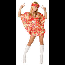 Hippie Costumes Halloween Womens Costumes
