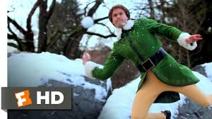 elf 4 5 movie clip snowball fight 2003 hd youtube