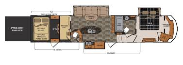 100 best rv floor plans keystone montana high country 381th best rv floor plans dutchmen voltage toy hauler fifth wheel sales in tennessee