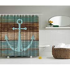 Nautical Bathroom Curtains Nautical Curtains