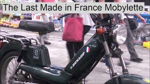 where is peugeot made peugeot 103 vogue made in france youtube