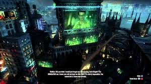 Halloween Escape Unmasked Walkthrough by Batman Arkham Knight Man Bat Encounter Youtube