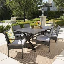 Rustic Patio Tables Rustic Patio Furniture Outdoor Seating U0026 Dining For Less