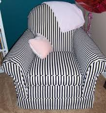 Nursery Chair Slipcovers A Savvy Slipcover For The Nursery It U0027s Bout Time Upholstery