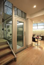 homes with elevators artisan home elevator the great spaces artisan
