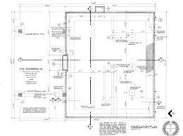 Electrical Floor Plan Sample Sample Plans The Plan Shoppe