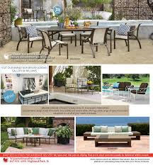 brown jordan patio furniture sale promotions floor sample sale 2017 patio furniture sale
