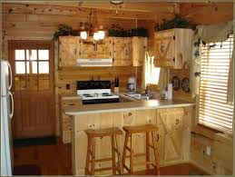 rustic pine kitchen cabinets home decoration ideas