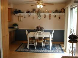 Hanging Chandelier Over Table by Lighting In Kitchen With No Island Floor Paneling Countertops