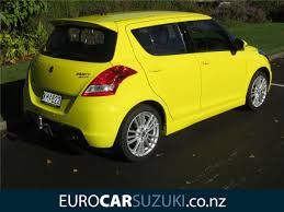 suzuki swift sport manual nz new extras 2017 eurocar suzuki