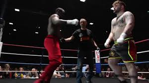 bare knuckle fight sees ex ufc star savagely ko opponent in