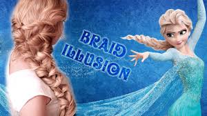 different hairstyles with extensions frozen s elsa braid hair tutorial hairstyle for medium long hair