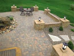 Paver Patio Plans Paver Patio Ideas Info My Journey