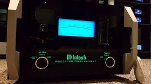 home theater monoblock amplifier mcintosh mc2301 tube monoblock amplifiers audio excellence hi