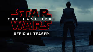 star wars the last jedi official teaser youtube