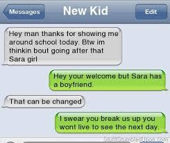Failed Text Message Memes Com - funny break up texts autocorrect fail funny text messages blog