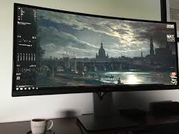 widescreen monitor setup hi guys i was thinking about getting