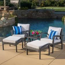 outdoor furniture for small spaces small space patio sets wayfair