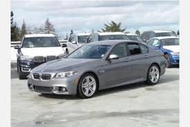 bmw 5 series offers 2016 bmw 5 series sedan pricing for sale edmunds