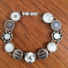 cuff link bracelet images Vintage jewelry hpantique cufflink bracelet poshmark jpg