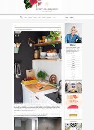 Emily Henderson Kitchen by Dr Livinghome Decor
