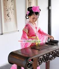ancient chinese little pink princess ancient asian costumes