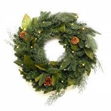 use this all purpose wreath anywhere in the house battery operation means no tangled