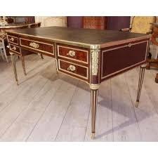 bureau style louis xvi style louis xvi bureau plat sted g durand desks