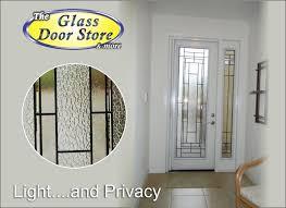 Glass Insert Doors Interior Tall Front Door Add Glass Inserts To Your Door