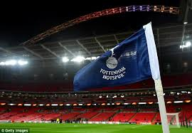 tottenham wembley seating plan away fans tottenham at wembley q a spurs play chelsea first daily mail online