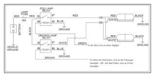 wiring wiring diagram of acura aftermarket fog lights wiring