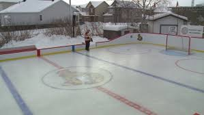 ottawa man scores with his unique backyard rink ctv ottawa news