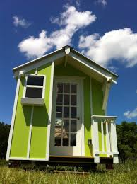 tiny house decor cute lime green 72 sqr ft tiny house by trekker trailers youtube