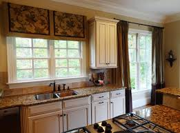 Window Treatment Valance Ideas Kitchen Window Treatments Valances Ideas U2014 Kitchen U0026 Bath Ideas