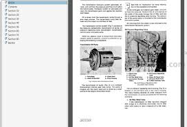 john deere 317 320 ct322 skid steer repair service manual the
