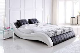 bed modern queen bed frame home design ideas