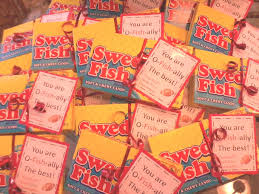 Where To Buy Swedish Fish Swedish Fish For Our Football Team You Are O Fish Ally The Best