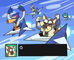 U Win Meme - when you and your friend win a round of smash bros star fox