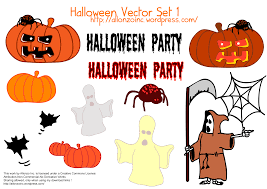 halloween party clipart halloween vector free free download clip art free clip art